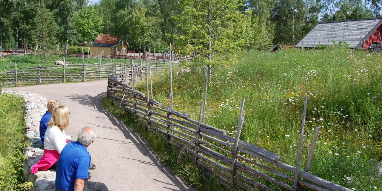 Upplev de vackra miljöerna på Astrid Lindgrens värld