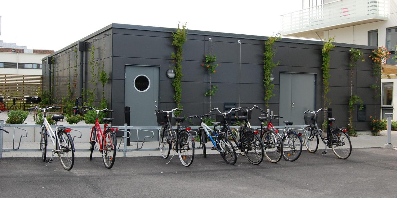 Grönare städer i Helsingborg
