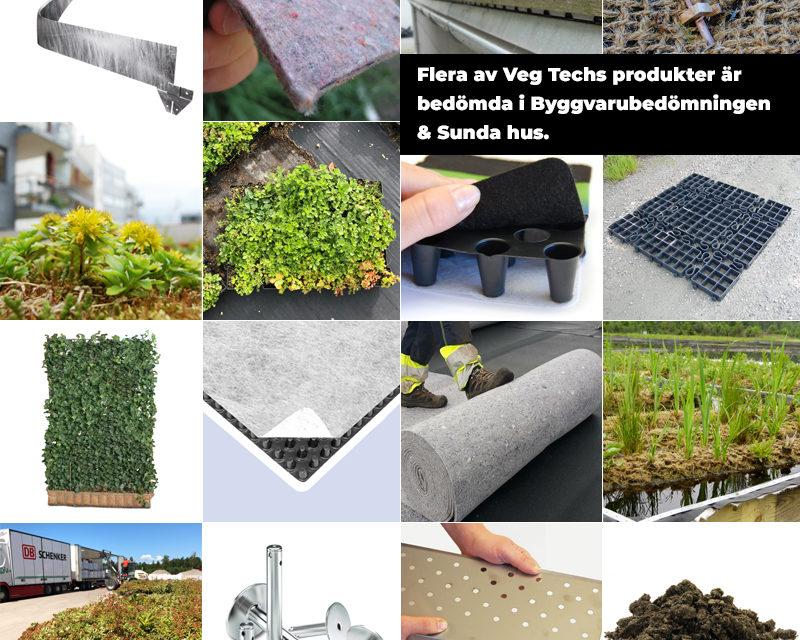 Veg Techs taksystem är bedömda i system